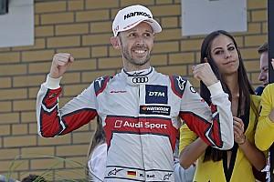 Dominacja Rasta, tytuł dla Audi
