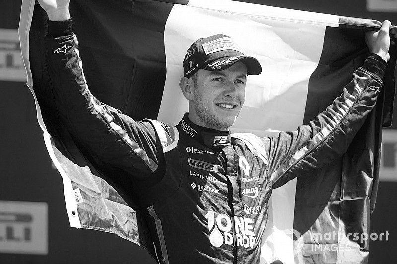 La carrera de Anthoine Hubert, llamado a la Fórmula 1