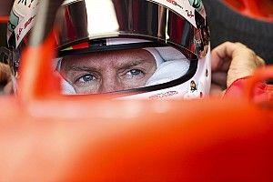 """Vettel deluso: """"La Ferrari è andata uguale dalla Q1 alla Q3"""""""