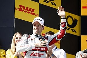 "Green feels ""heavy-hearted"" over last DTM title shot"