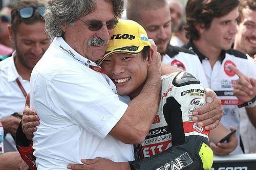 Première victoire riche en émotions pour Suzuki