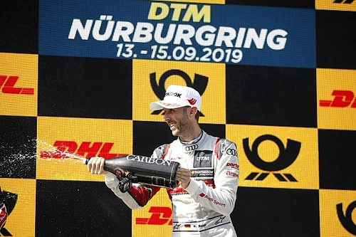 DTM Nürburgring: Rast pakt titel, Green klopt Frijns voor zege