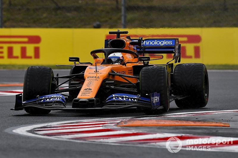 "McLaren's position ""not just down to car performance"""