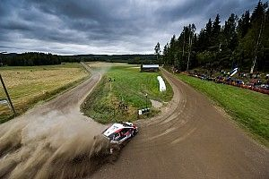 "Toyota: Meeke, Latvala ""forgot"" their instructions for Finland"