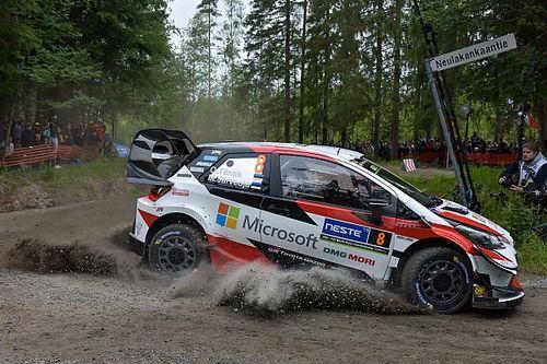 Тянак сохранил первое место в Ралли Финляндия, Грязин вышел в лидеры WRC2