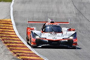 IMSA Road America: Acura leads Nissan in opening practice