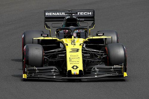 """Ricciardo: Renault necesita dar """"pasos más grandes"""" en 2020"""