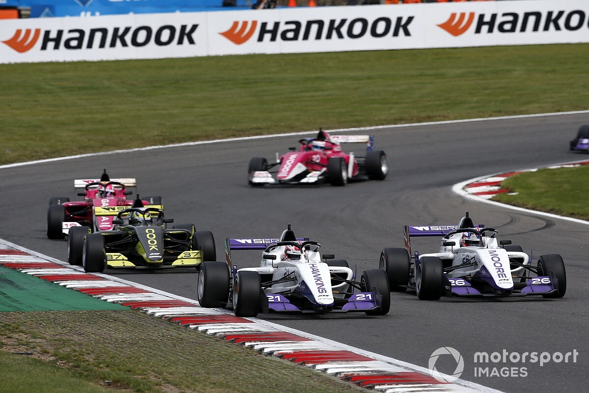 W Series eyeing regular F1 support slots in 2021