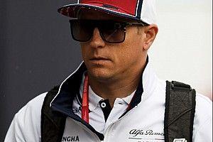 Räikkönennek már az egész teste fáj, de jobban élvezi a versenyeket, mint tavaly