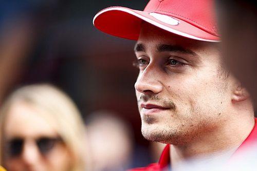 Van der Garde ziet balans binnen Ferrari naar Leclerc verschuiven