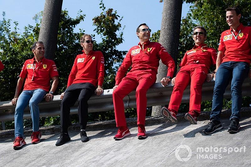 Vettel egy minden pályán esélyes Ferrarit akar