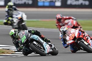 Положение в зачете MotoGP после ГП Великобритании