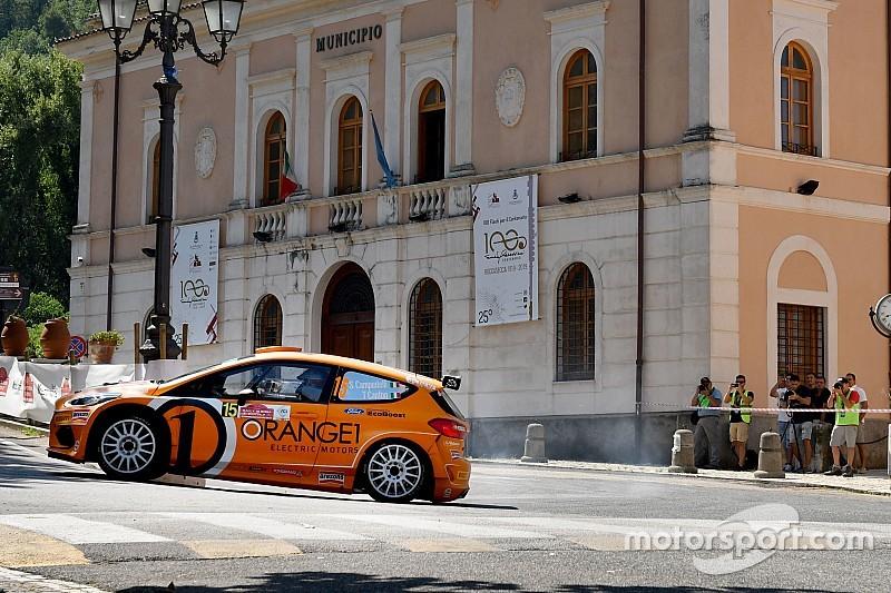 Rally Roma, PS11: Basso ok, Lukyanuk penalizzato e Campedelli secondo