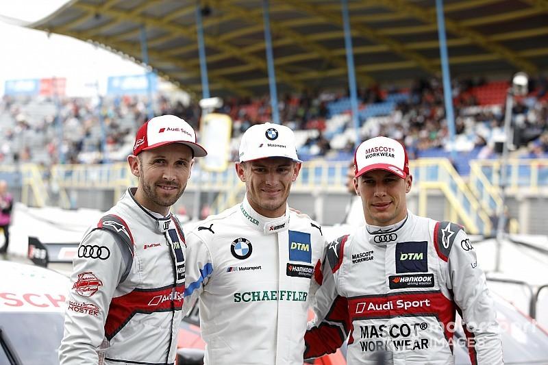 DTM-Qualifying Assen 1: Wittmann und BMW schlagen mit Pole zurück!