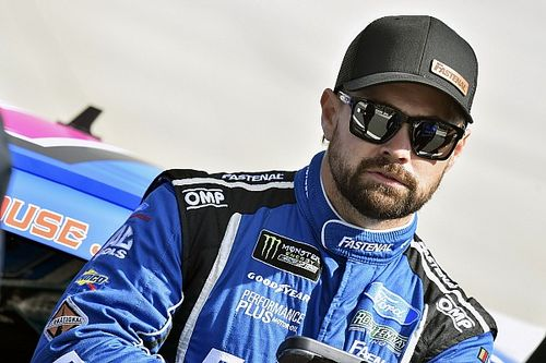 Stenhouse Jr. se une a JTG Daugherty Racing