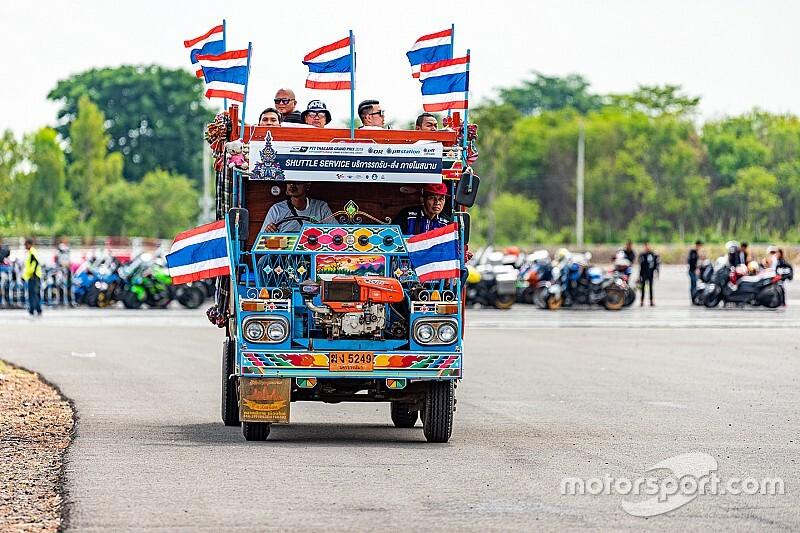MotoGP хочет подвинуть Гран При Арагона ради гонки в Таиланде