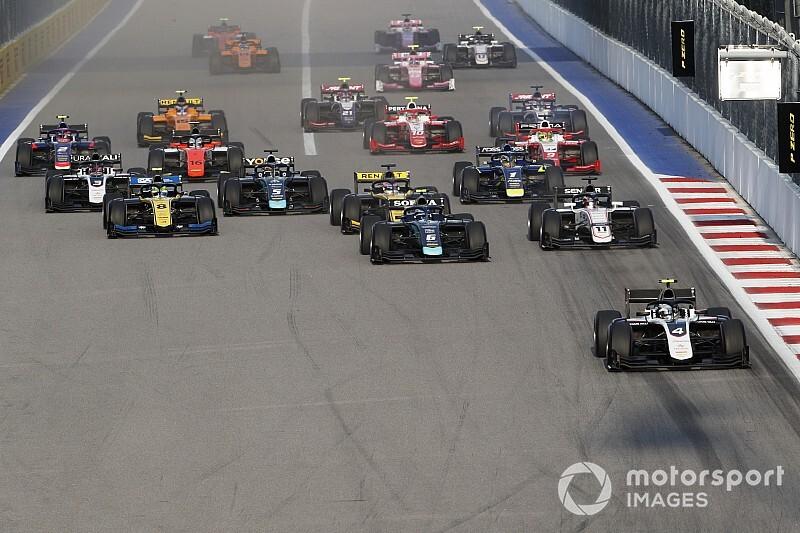 【動画】FIA F2ソチラウンド レース1ハイライト