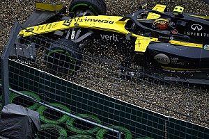 Hülkenberg a németországi hibájával elveszítheti az ülését a Renault-nál?