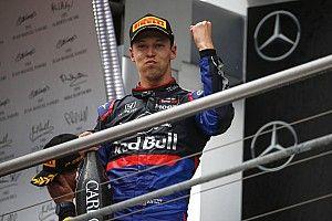 Villeneuve: Gasly'nin yerine Kvyat geçmemeli