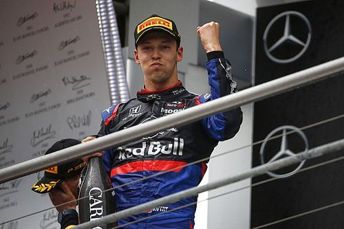 Kvyat not a viable Gasly Red Bull replacement - Villeneuve