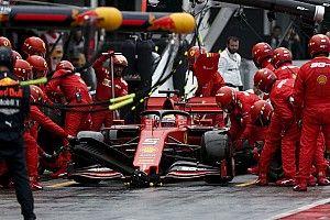 """Verstappen: """"Onzin dat stewards Ferrari alleen een boete gaven"""""""