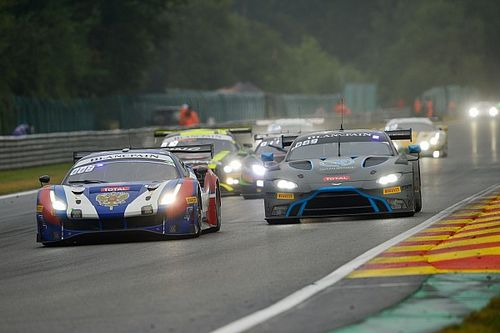 Spa 24 Hours pushed back to October