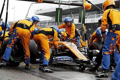 """Bitter"" Sainz backs McLaren strategy despite lost podium shot"