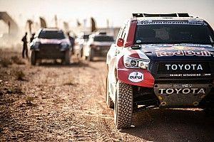Босс команды Toyota: У нас нет фаворита, Аль-Аттия просто лучший гонщик в мире