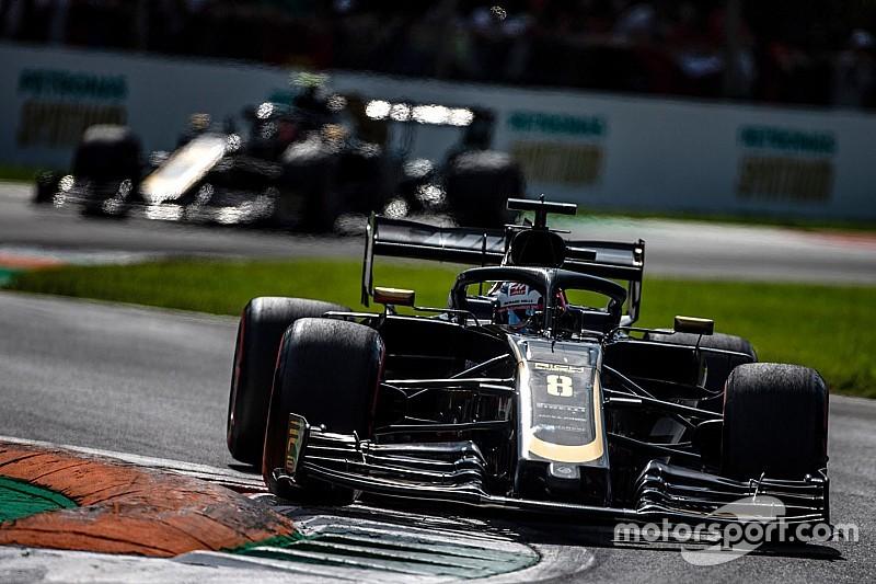 Haas hoopt 'voor Singapore' tweede rijder aan te kondigen