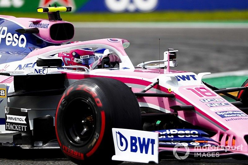 Racing Point prepara una gran actualización para Singapur