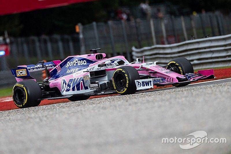 Pérez: Sin potencia será difícil sumar puntos en Monza