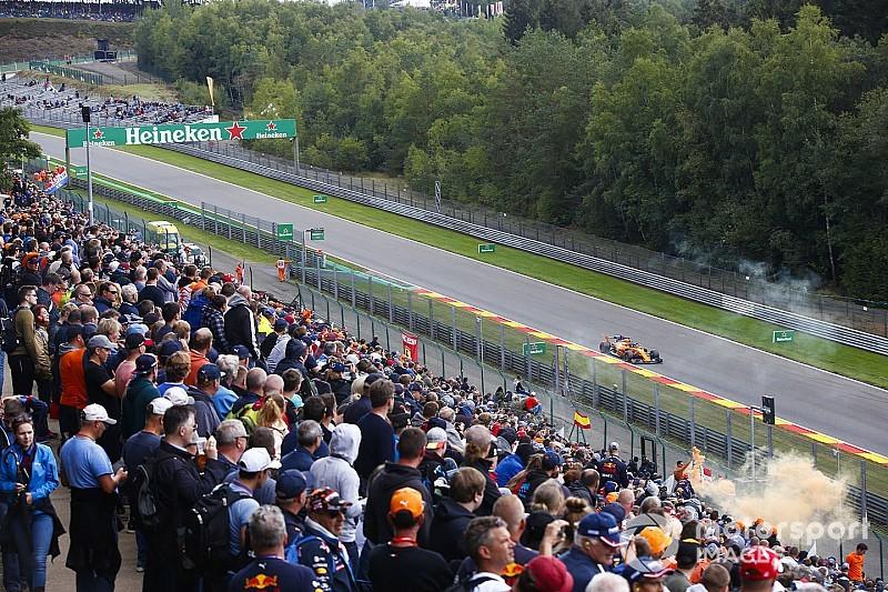 4 szurkolói fesztivált fog rendezni az F1 2019-ben