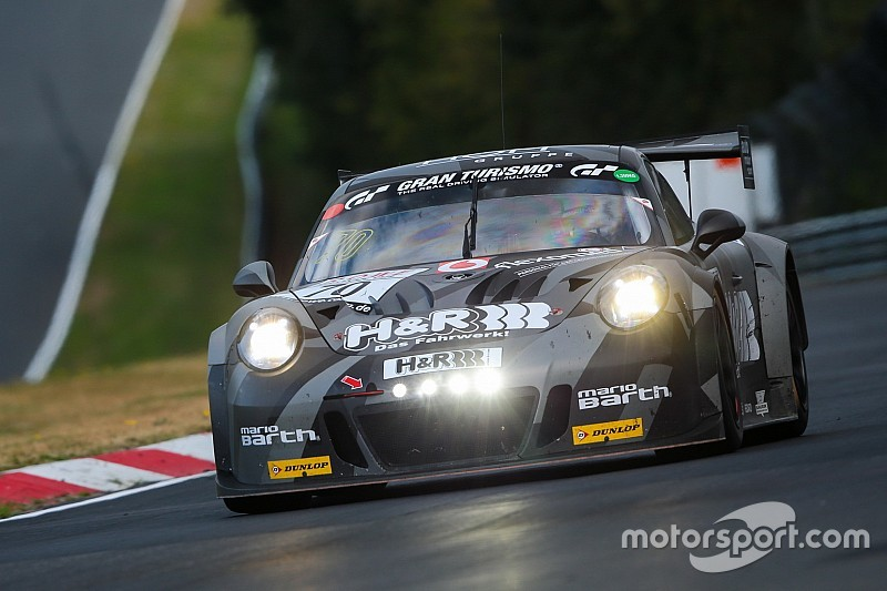 Porsche feiert 1.000. Klassensieg in der VLN