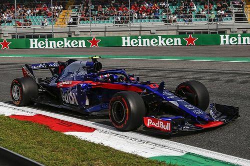 苦戦が予想されたモンツァでQ3進出。ガスリー「今季ベストアタックだ」
