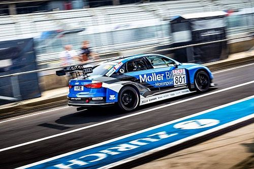 Trionfo per l'Audi della Møller Bil Motorsport in Classe TCR al Nordschleife