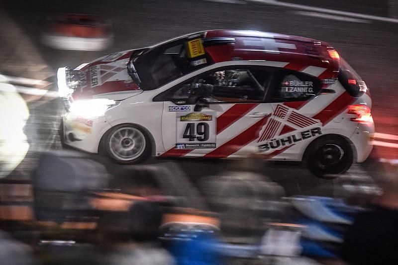 Peugeot Competition Rally 208: Niki Buhler svetta al Casentino. Leonardi nuovo leader del campionato
