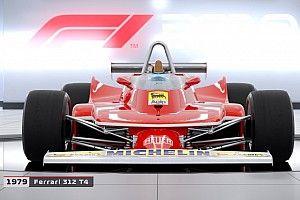 В игре F1 2018 будет 20 классических машин – даже McLaren Ханта и Ferrari Лауды из 1976-го