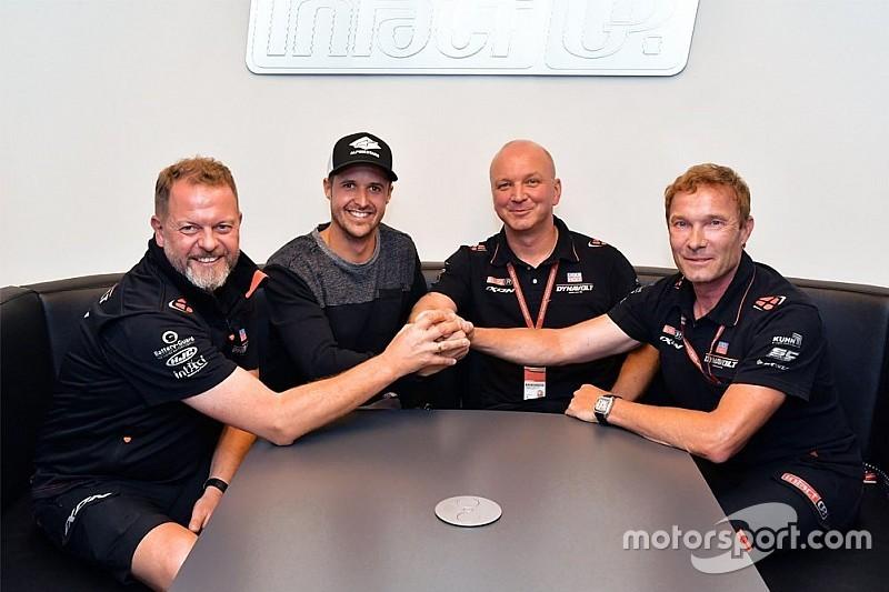 Officiel - Lüthi revient en Moto2 avec Intact GP en 2019