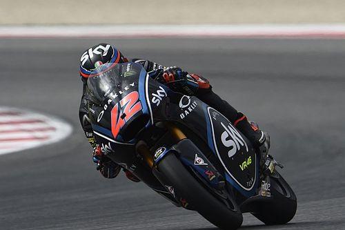 Moto2 San Marino: Bagnaia rajai balapan, Fenati didiskualifikasi