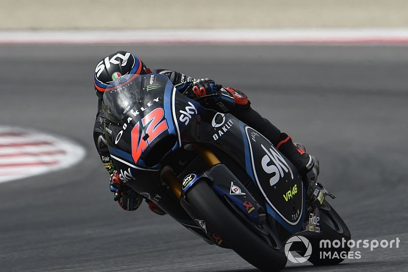 Misano Moto2: Bagnaia extends points lead with comfortable win