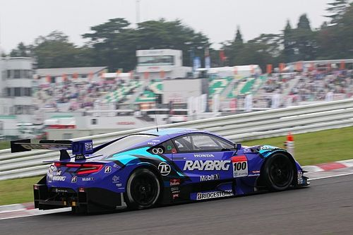 スーパーGT第6戦SUGO決勝速報:RAYBRIG NSX-GTが今季初優勝!