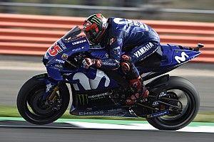 EL1 - Yamaha prend les devants, chute pour Márquez