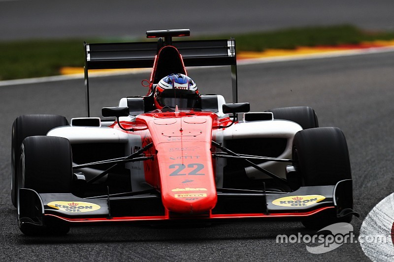"""Verschoor over GP3-debuut: """"Pace was gewoon heel goed"""""""