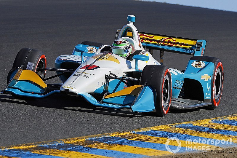 """O'Ward targets """"wins and podiums"""" in IndyCar rookie season"""