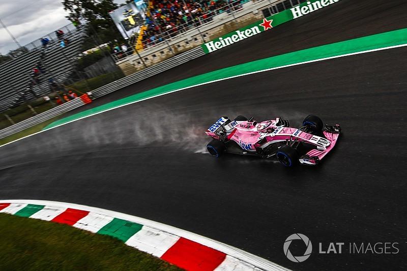 【動画】F1第14戦イタリアGPフリー走行1回目ハイライト