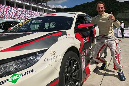 China: perentorio successo di André Couto in Gara 1 a Ningbo