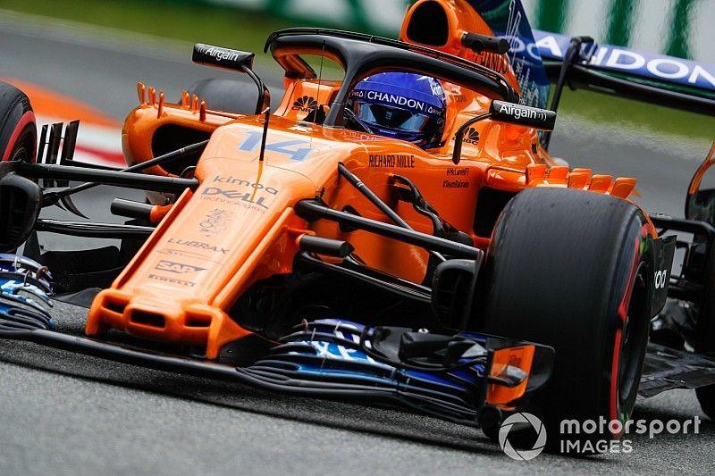 McLaren probará una configuración extrema en Rusia