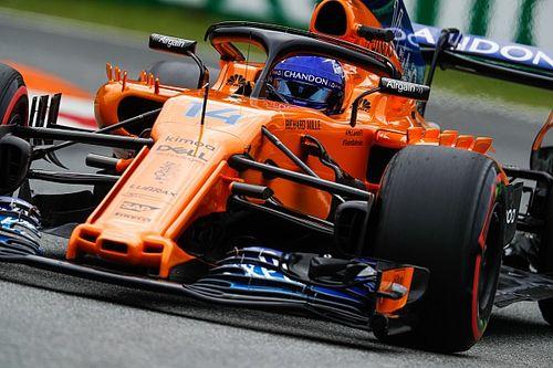 McLaren rozważa ekstremalne ustawienia na GP Rosji