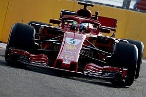 Singapore GP: Vettel leads Ferrari 1-2 in final practice