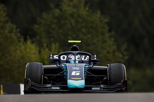 F2 Spa-Francorchamps: Latifi dominan, Gelael DNF